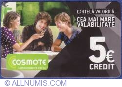 Image #1 of COSMOTE - 5 € Romania