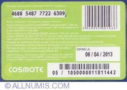 Image #2 of COSMOTE - 5 € Romania