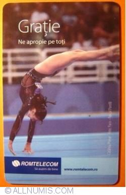 Comitetul Olimpic şi Sportiv Român: Graţie - Cătălina Ponor
