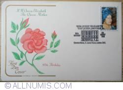 H.M. Queen Elizabeth - The Queen Mother - 80th Birthday