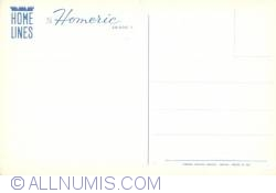 Image #2 of Home Lines - SS Homeric