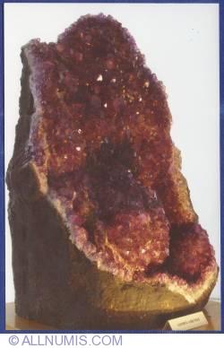 Image #1 of Mine Flowers Museum - Amethyst Geode