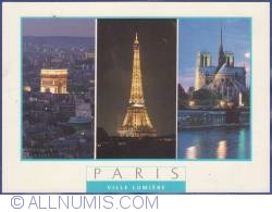 Image #1 of Paris - City of Lights: Arc de Triomphe, Eiffel Tower, Notre-Dame