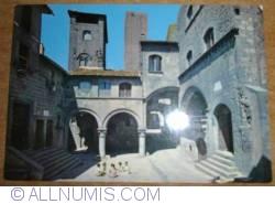 Imaginea #1 a Viterbo - Cartierul  S. Pellegrino