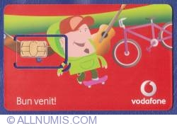 Image #1 of Vodafone - Welcome! (2010) - with SIM