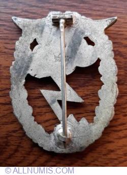 Image #2 of Insigna Luftwaafe pentru luptele terestre