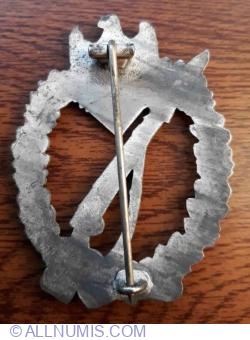 Image #2 of Insigna pentru infanterie WW2
