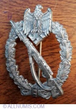 Image #1 of Insigna pentru infanterie WW2
