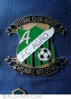 Imaginea #1 a FC Agro Chișinău