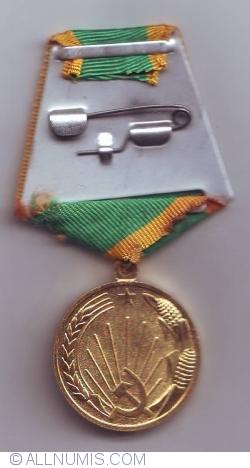 "Image #2 of Medal ""For the Development of Virgin Lands"""