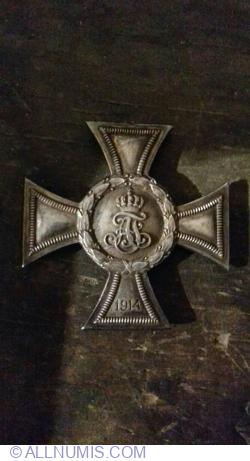 Crucea pentru merite