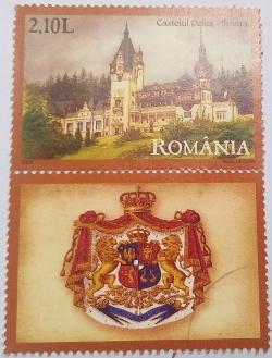 Image #1 of 2,10 Lei 20008 - Peleș Castle - Sinaia