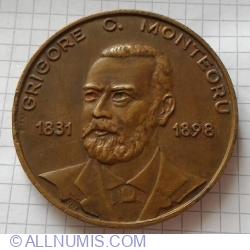 Imaginea #2 a Grigore C. Monteoru 1831-1898