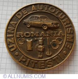 Imaginea #1 a Uzina de autoturisme Pitesti