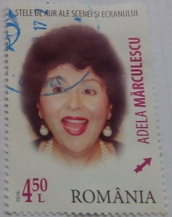 Image #1 of 4,50 Lei 2016 - Adela Mărculescu
