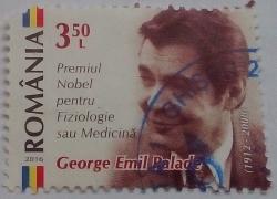Image #1 of 3,50 Lei 2016 - George Emil Palade (1912-2008)