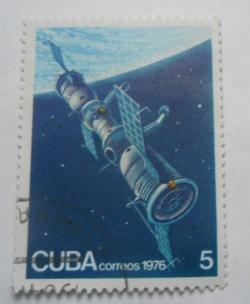 Image #1 of 5 Centavos 1976 - Intercosmos