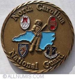 North Carolina National Guard Adjutant General