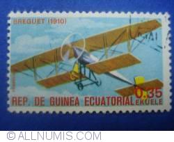Image #1 of 0.35 ekuele - breguet 1910