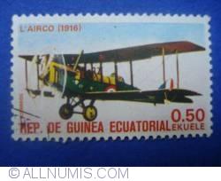 Image #1 of 0.50 ekuele - l airco 1916