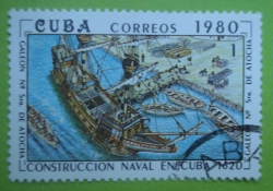Image #1 of 1 Centavo - Galeon de Atocha
