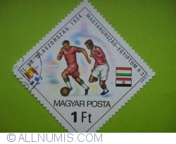 Image #1 of 1 Forint - Italy 1934 - Hungary-Egypt