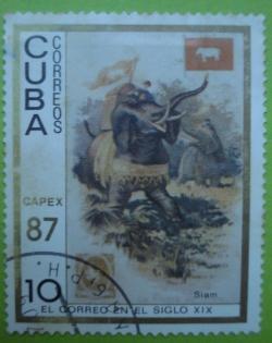Image #1 of 10 Centavos - Siam
