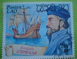 Image #1 of 1 Kip 1983 - Corabia Victoria, Magellan