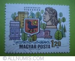 Imaginea #1 a 1.20 Forint - Visegrad