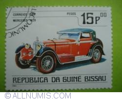 Image #1 of 15 Pesos - Mercedes 1928
