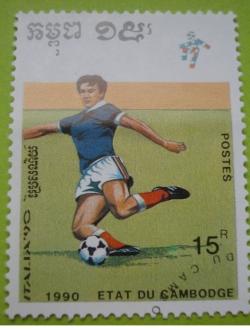 15  Riels - Italia 90
