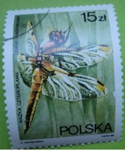 Image #1 of 15 Złotych 1988 - Libellula quadrimaculata