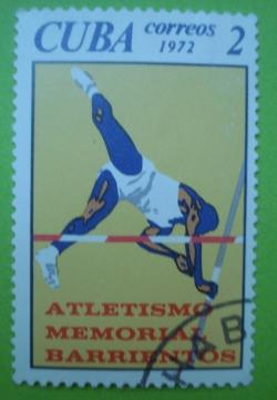 Image #1 of 2 Centavos - Atletismo Memorial Barrientos