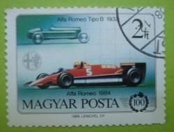 Imaginea #1 a 2 Forint - Alfa Romeo Tipo B and Alfa Romeo 1984