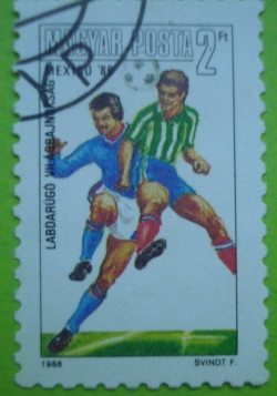 Image #1 of 2 Forint - Mexico 86