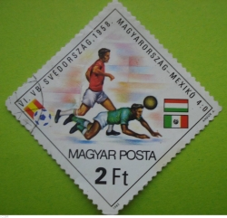 Image #1 of 2 Forint - Sweden 1958 - Hungary-Mexico