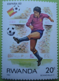 Image #1 of 20 Centimes 1982 - 1982 FIFA World Cup - Spain
