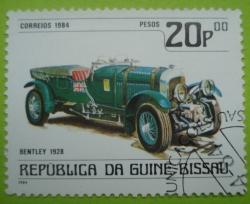 Image #1 of 20 Pesos - Bentley 1928