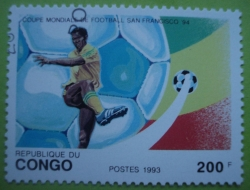 Image #1 of 200 Francs 1993 - FIFA World Cup, San Francisco