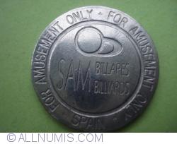 Imaginea #1 a SAM Billares Billiards