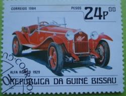 Imaginea #1 a 24 Pesos 1984 - Alfa Romeo 1929