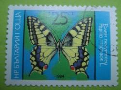 Image #1 of 25 Stotinki  - Papilion machaon L