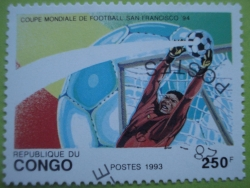 Image #1 of 250 Francs 1993 - FIFA World Cup, San Francisco
