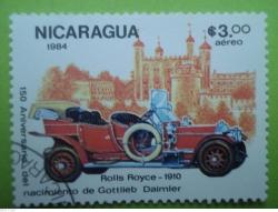 Image #1 of 3 Cordobas - Rolls Royce - 1910