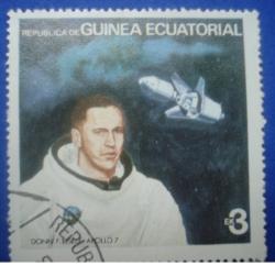 Image #1 of 3 Ekuele - Donn F. Eisele Apollo 7