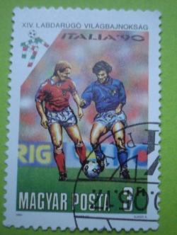 Image #1 of 3 Forint - Italia 90