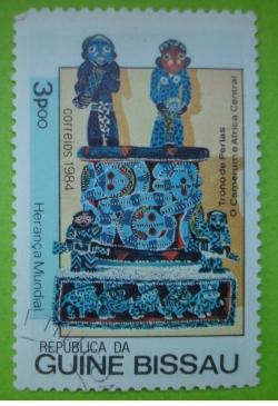 Imaginea #1 a 3 Pesos - trono de perlas o camerum e africa central