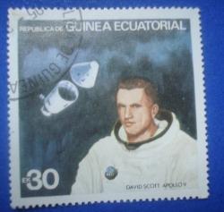 Image #1 of 30 Ekuele - David Scott Apollo 9