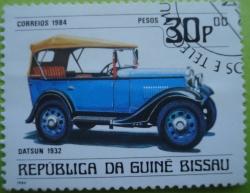 Imaginea #1 a 30 Pesos 1984 - Datsun 1932