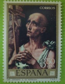 Image #1 of 3.50 Pesetas - Luis de Morales - San Jeronimo
